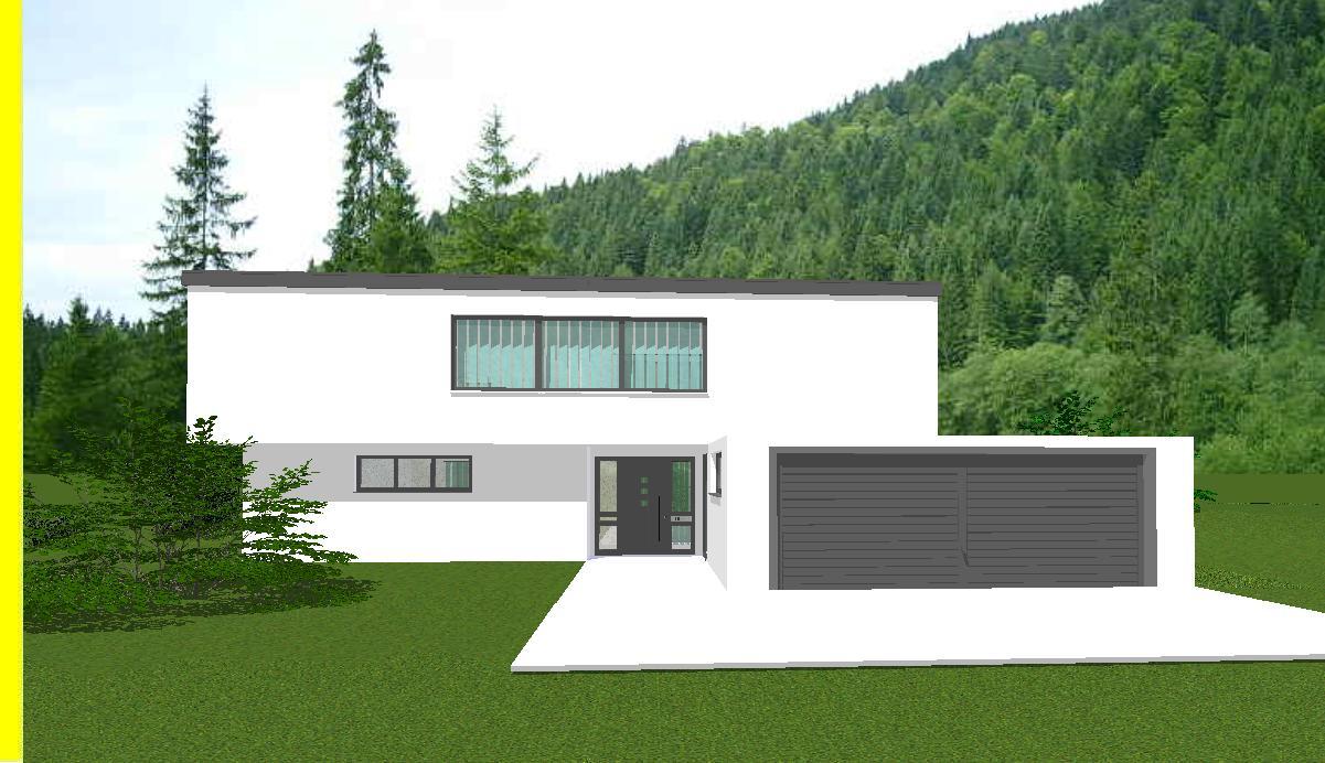 Despang immobilien neubau for Modernes haus 1 5 geschossig